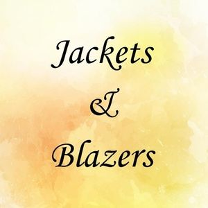 Jackets & Blazers - Jackets & Blazers